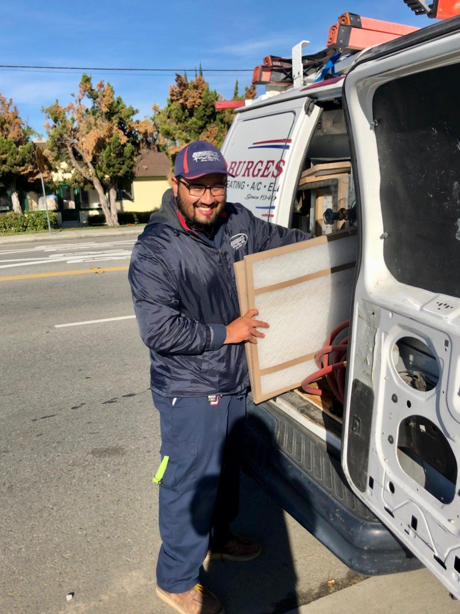 AC repair Upland, CA